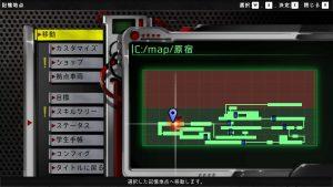 Dead or School_マップ2