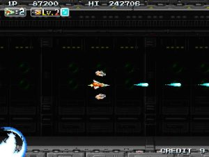 INFINOS外伝 -閃光の解放者_ステージ2ボス1