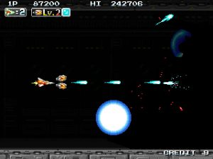 INFINOS外伝 -閃光の解放者_ステージ2ボス2