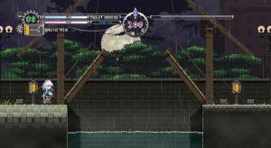 Touhou Luna Nights_ステージ1ボス1