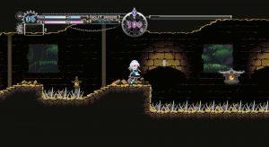Touhou Luna Nights_ステージマップ1