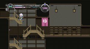 Touhou Luna Nights_ステージマップ2