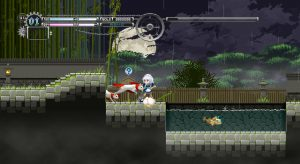 Touhou Luna Nights_ステージマップ3
