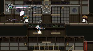 Touhou Luna Nights_ステージマップ4