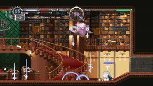 Touhou Luna Nights_ボス戦2