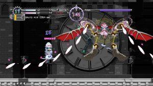 Touhou Luna Nights_ボス戦3