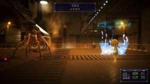 Light Fairytale Episode 1(ライト フェアリーテイル) レビュー_戦闘3