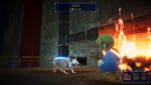 Light Fairytale Episode 1(ライト フェアリーテイル) レビュー_戦闘6