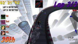 Daemon Detective Racing Zero_浮遊1