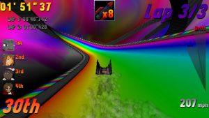 Daemon Detective Racing Zero_レース2