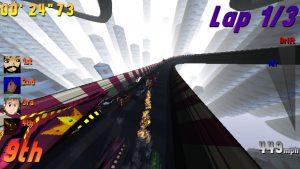 Daemon Detective Racing Zero_レース5