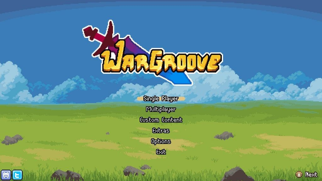 Wargroove_タイトル