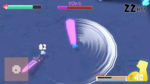 ぶんまわしヒーロー / Full Swing Hero_ボス戦